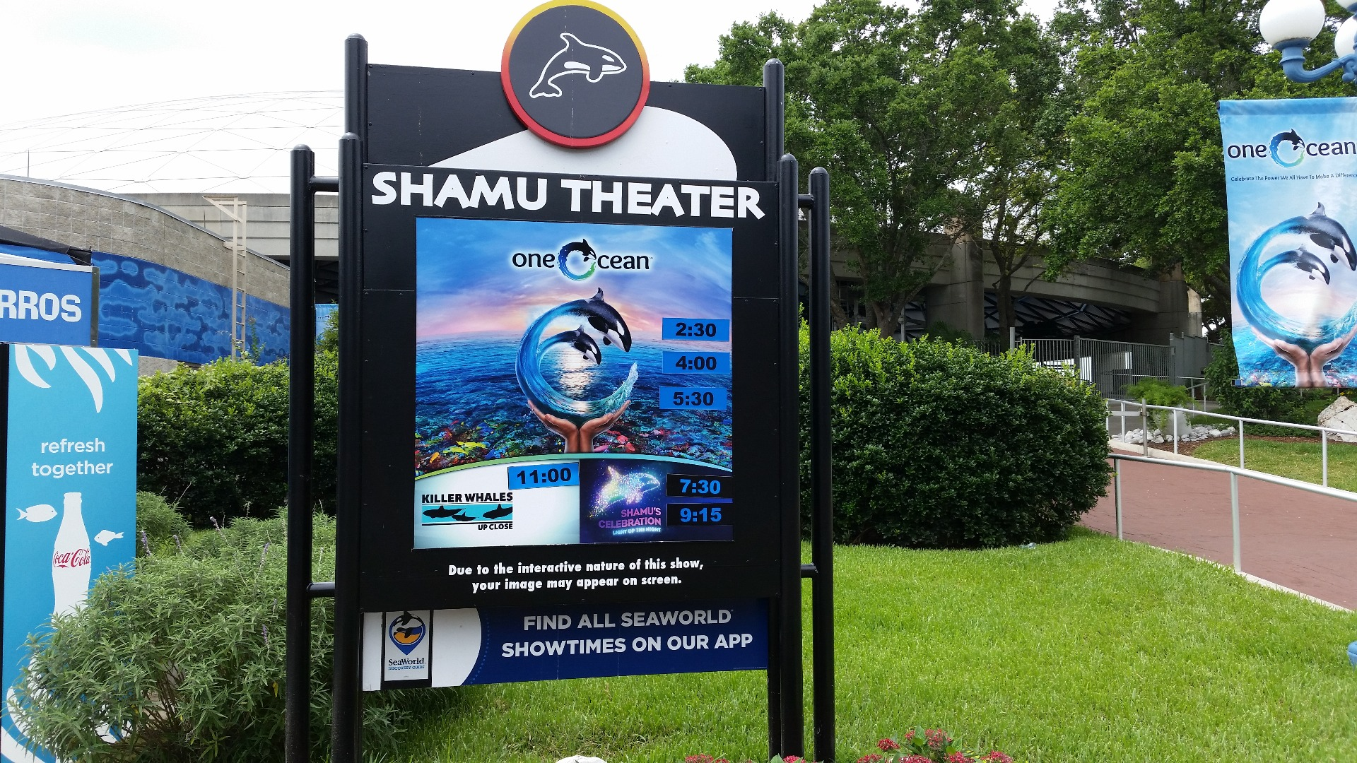 The best show, you definitely do not want to miss in SeaWorld San Antonio.