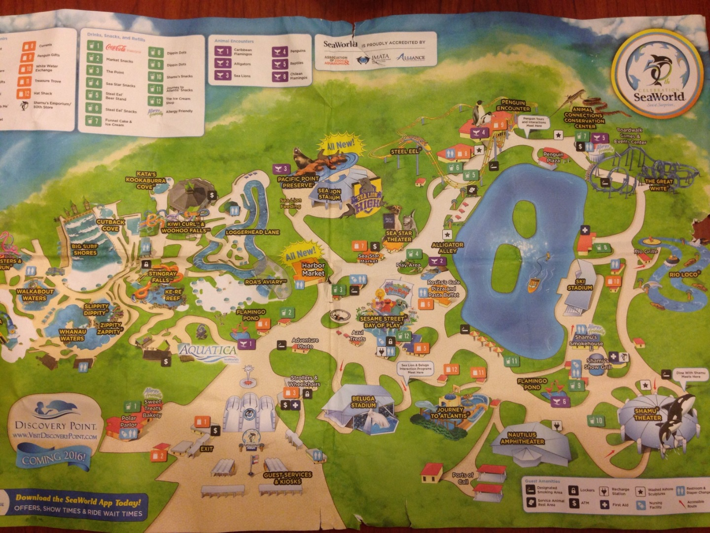 Seaworld san antonio texas united states travel experience family this map and gumiabroncs Choice Image